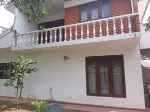 A two story house in battaramulla for sale